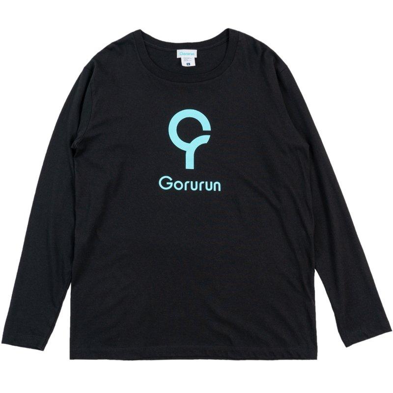 Gorurun OG ロゴ L/S Tee / ブラック