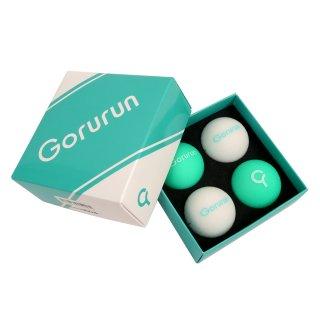 Gorurun x Volvik VIVID ゴルフボール(4球入)