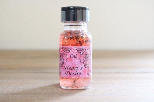 Heart's Desire(心の望み)