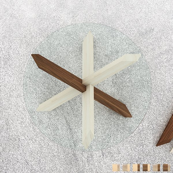 1 x 2 + 1 Coffee Table