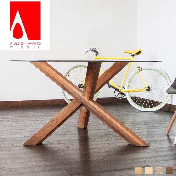 1 x 3 Dining Table