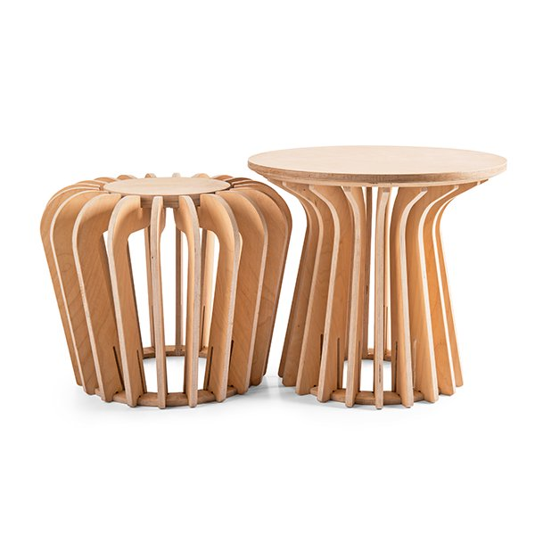 Baobab Stool / Side Table