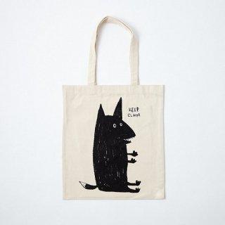 黒山 Burned Fox Bag