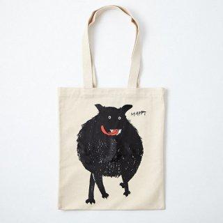 黒山 Happy Dog Bag