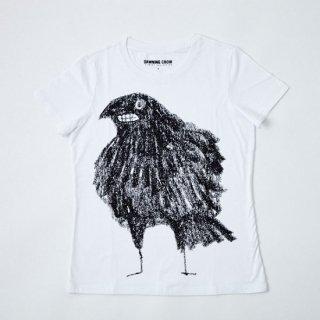 黒山 Crow T-SHIRT