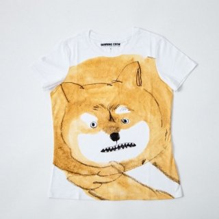 黒山 Shiba Dog T-SHIRT