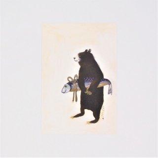 GURIPOPO ポストカード クマ