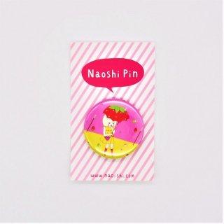 Naoshi 缶バッジ Sweets Typhoon