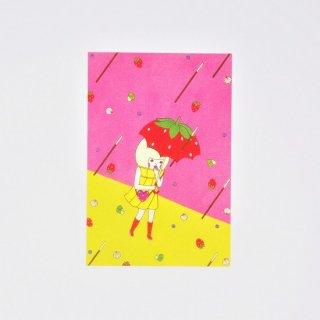 Naoshi ポストカード Sweets Typhoon