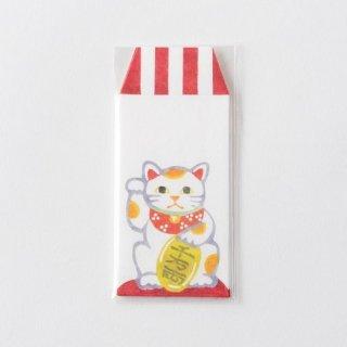 ワキタヨシコ 細ぽち 招き猫