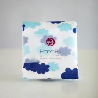 PataPri ガーゼタオル 雲