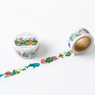Natsuki Wakita マスキングテープ White