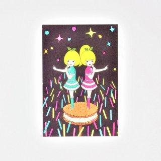 Naoshi ポストカード ポップアイドル