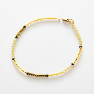 Holly Bracelet GOLD CLEAR