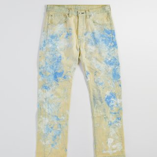PAINT COLOR DENIM