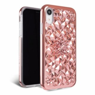 《FELONYCASE フェロニーケース》KALEIDOSCOPE IPHONE CASE ROSE GOLD iPhone/X.XS XR XSMAX 11 11PRO 11PROMAX