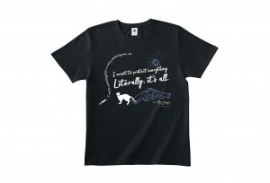 【Collar×Malice】-Tシャツ/柳愛時