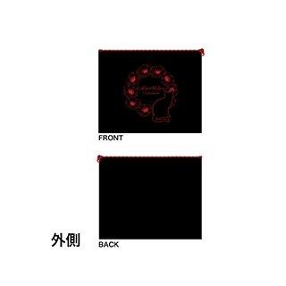 【Collar×Malice -Unlimited】「榎本峰雄」 両面印刷フラットポーチ