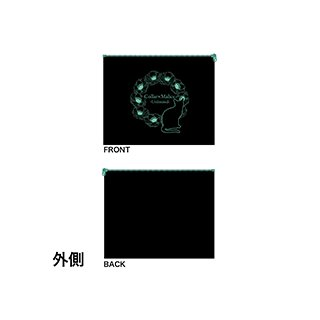 【Collar×Malice -Unlimited】「笹塚 尊」 両面印刷フラットポーチ