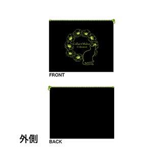 【Collar×Malice -Unlimited】「白石景之」  両面印刷フラットポーチ