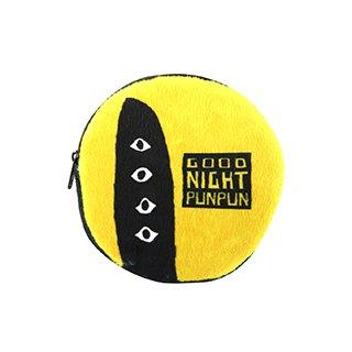 【おやすみプンプン】ふわふわまるコインケース