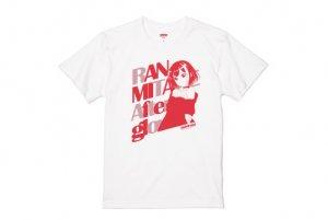 【BanG Dream!】Tシャツ「美竹 蘭」
