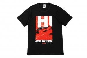 【GREAT PRETENDER】グラフィックアートTシャツ 「枝村真人」