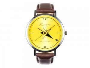 2020年12月中旬お届け予定【恋とプロデューサー〜EVOL×LOVE〜】腕時計 「キラ」セレクション