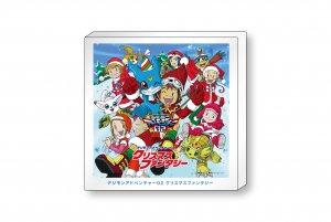 2020年12月下旬より順次お届け予定【デジモンアドベンチャー02 クリスマスファンタジー】アクリルスタンド