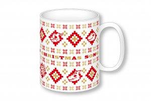 2020年12月下旬より順次お届け予定【僕らのデジモンクリスマスソング】マグカップ