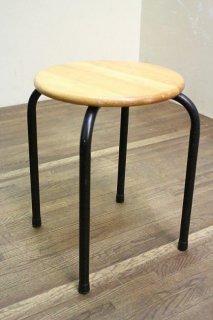 昭和レトロな木製椅子 在庫3脚 昭和40年代  古録展  送料別  Gサイズ 中古 品番I605