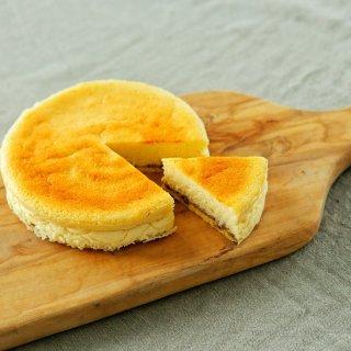 国産濃厚豆乳のチーズケーキ