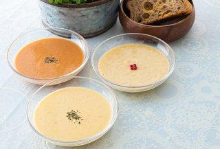 初回限定!スープ4種選べるお試しセット【内税・送料無料】マーゼルマーゼル maazel maazel