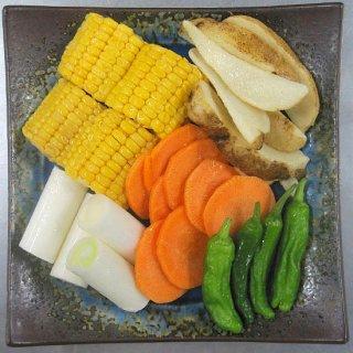 焼野菜セット 3〜4人前