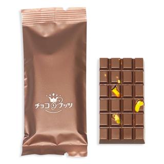 ピスタチオ小 <br> ガーナミルクチョコ40%