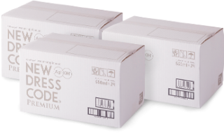 NEW DRESS CODE(ニュードレスコード)【3箱セット】550ml×72本