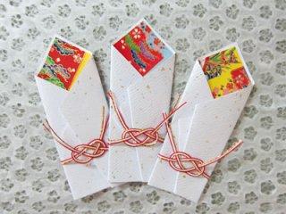 箸袋(紅型柄)
