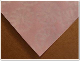 菊花紙ーピンク