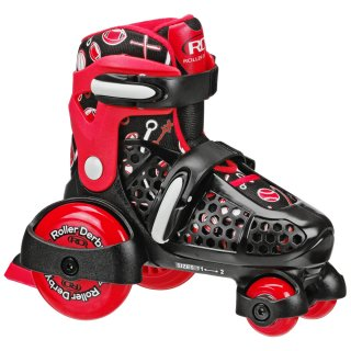 ★旧品・特価★ 安心構造で楽しくスケート 調整タイプEZ ROLL(イージーロール) W1360Sボーイズ 14〜17�のお子さん対象