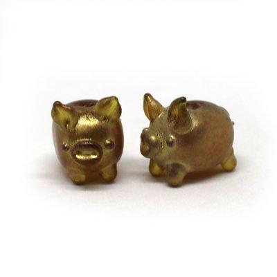 ブタ玉(金)pig-04