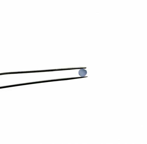 【C25-b】ガラスロッド(クリア紺アルカリシリケートガラス)100g