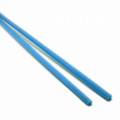 【A31】ガラスロッド(青クリスタル(鉛)ガラス)100g