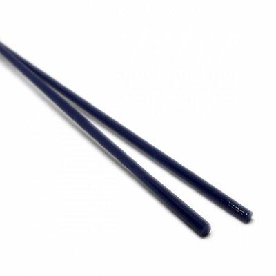 【A32】ガラスロッド(紺クリスタル(鉛)ガラス)100g