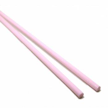 ハーフサイズ【CS3-p3】ガラスロッド(ピンクアルカリシリケートガラス)100g