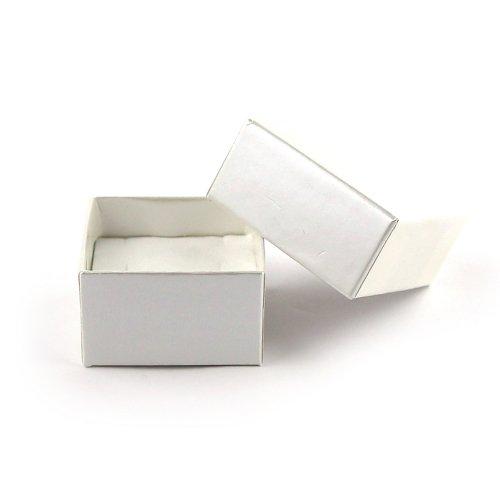 ペーパーボックス(とんぼ玉用・ホワイト)