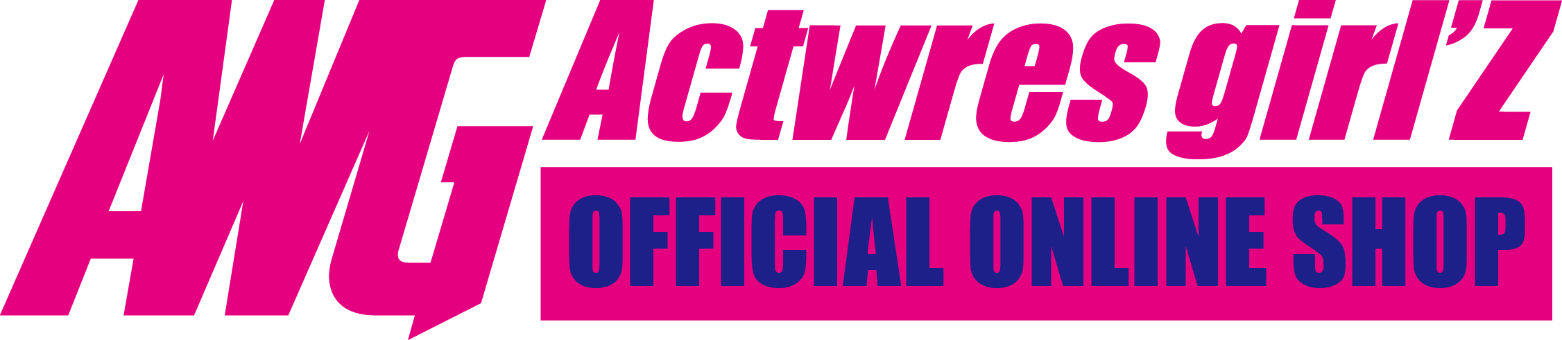 Actwres girl'Z OFFICIAL ONLINE SHOP