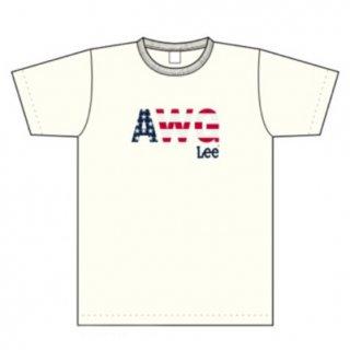 Tシャツ・AWG・白・M