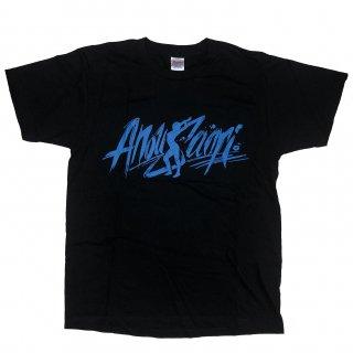 Tシャツ・安納サオリ・黒・L