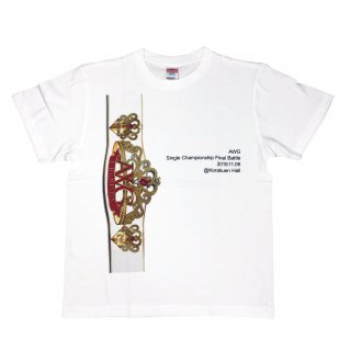 Tシャツ・後楽園ホール大会・2019.11.06・L