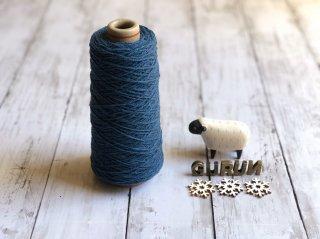 尾州の織糸 ウール100% #30 太さ 100g
